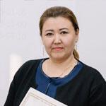 Салтанат Джантасова
